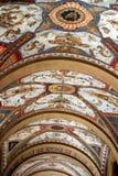 最高限额壁画绘画跳跃了 免版税库存图片