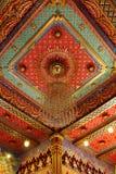 最高限额泰国模式的templ 库存图片