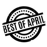 4月不加考虑表赞同的人最好  图库摄影