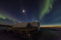 北极光 免版税库存图片