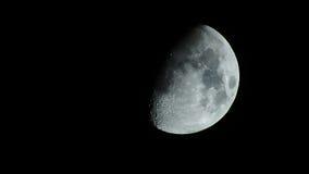 月亮月亮 免版税库存图片