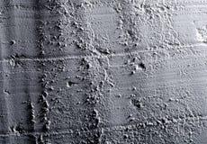 月亮的表面 空间 沙子的纹理在月亮的 免版税库存照片