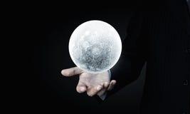 月亮行星 免版税图库摄影