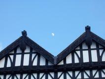 月亮议院 库存照片