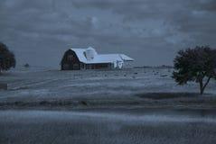 月光大农场 库存照片