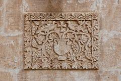 3月加百利修道院- Mardin,土耳其 免版税图库摄影