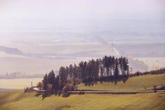 10月在斯洛伐克 免版税库存图片