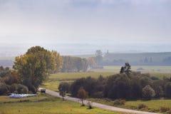 10月在斯洛伐克 免版税库存照片