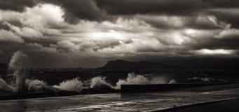 11月在巴勒莫,西西里岛 免版税图库摄影