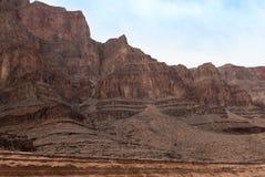 2015 12月大峡谷美国国家公园 免版税库存图片