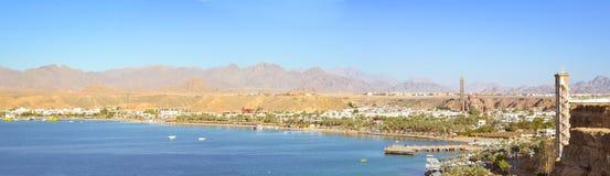 2月天在Sharm El谢赫 免版税图库摄影