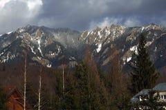 12月山CiucaÅŸ 库存图片