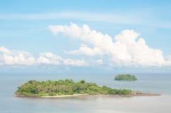 2月底海岛做发埃s海运射击泰国 库存图片