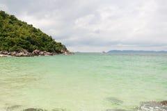 2月底海岛做发埃s海运射击泰国 库存照片