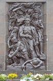 16 18 19 1943年4月武装产生被生成的最大拙劣地可以纪念碑多数纳粹占用的被反对的org安排波兰人口部分叛乱剩余的抵抗反叛rgen s重大的唯一stroop被提供给采取运输treblinka队伍在起义战争华沙之下是的阵营指令被击碎的直接工作成绩en结 图库摄影