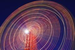 月神公园轮子迷离细分市场 免版税库存图片