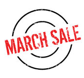 3月销售不加考虑表赞同的人 图库摄影