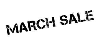 3月销售不加考虑表赞同的人 免版税库存图片