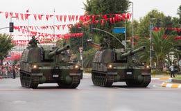 8月30日土耳其胜利天 免版税库存照片