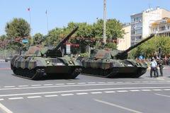8月30日土耳其胜利天 库存图片
