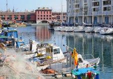 2008年4月13日的旧港口 免版税库存图片