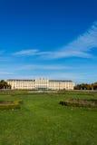 10月14日的美泉宫在维也纳, 库存照片