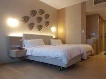 2016年11月5日,柔佛州马来西亚 旅馆Puteri港口柔佛州内部室设计  库存图片