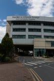 2017年6月6日,黄柏,爱尔兰-塞住大学医院 图库摄影