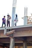 泰国工作者 免版税图库摄影