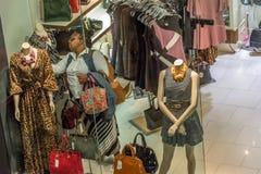 2014年10月2日:华盛顿特区, -内部观点的人移动 图库摄影