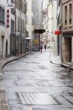 2015年7月29日 和谐马拉松在日内瓦 瑞士 库存照片