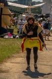 2015年7月26日 红色公牛Flugtag 在竞争开始前 库存照片