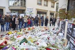 2015年1月18日-巴黎: 库存图片