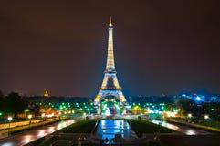 巴黎- 4月16 :轻的表现展示 库存照片