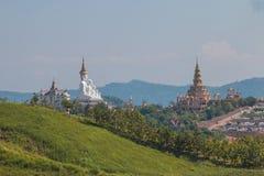10月17,2015 Pha儿子keaw寺庙, Petchaboon省,泰国 免版税图库摄影