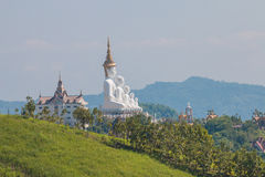 10月17,2015 Pha儿子keaw寺庙, Petchaboon省,泰国 库存照片