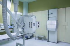 有一个经典X-射线系统的医房 免版税库存图片