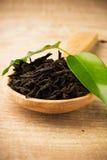 红茶。 库存图片