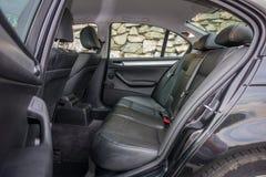 有典雅和豪华内部的巴法力亚装备精良的汽车 免版税图库摄影