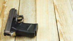 有创伤手枪的弹药