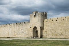 有历史的城堡 库存图片