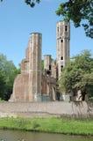 有历史的城堡2 免版税库存照片