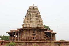 有历史的寺庙 图库摄影