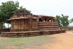 有历史的寺庙 免版税图库摄影