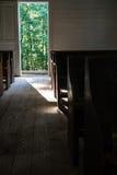 有历史的教会 图库摄影