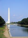 有历史的纪念碑 免版税库存图片