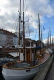有历史的船 免版税图库摄影