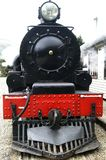 有历史的蒸汽培训 库存图片