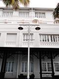 有历史的遗产旅馆在乔治城,马来西亚 免版税库存图片