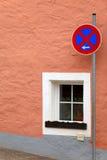 有历史的门面 免版税图库摄影